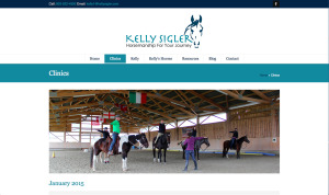 Kelly Sigler, Clinic Page